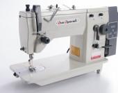 Máquina Zig Zag Direct Drive Semi Industrial 1 Agulha, 2500ppm SS20U-53-DW - Sun Special