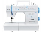 Máquina de Costura Doméstica Elgin Genius Plus JX-4035 Portátil