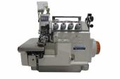 Maquina de costura Interloque Transporte Superior,Direct Drive,completa-Megamak