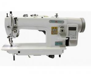 Máquina De Costura Reta Transporte Duplo, Eletrônica, Dente+Calcador 2000PPM  MK-0303-D4  - Mega Mak