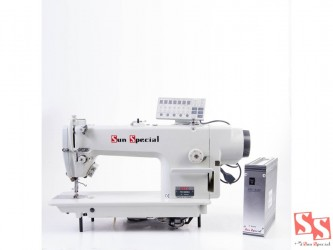 Máquina de Costura Industrial Reta Eletrônica c/ Motor Direct Drive TYPICAL SSTC-7810MD3 - Sun Special