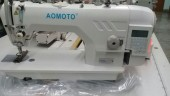 Máquina de Costura Reta Eletrônica Industrial , Direct Drive 1 Agulha, 5000PPM 9200-D4 - AOMOTO