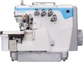 Máquina de Costura Industrial Overlock Eletrônica 4 Fios E4 - Jack