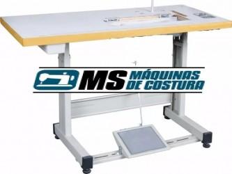 Bancada, Mesa, Para Máquina De Costura Reta Industrial