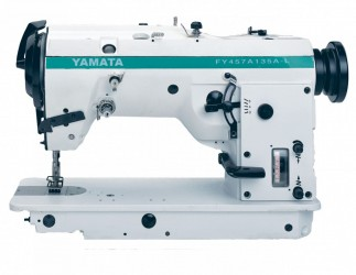 Máquina de Costura Industrial ZigZag, 1 Agulha, Lubrif. Automática, FY457A, Bivolt chaveado - Yamata