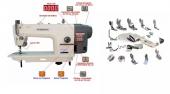 Reta Industrial C/ Direct Drive Autovolt+Kit C/18 Calcadores